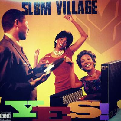 slum village  love is.JPG